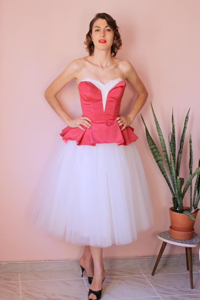 Sonia Cutaway dress 2