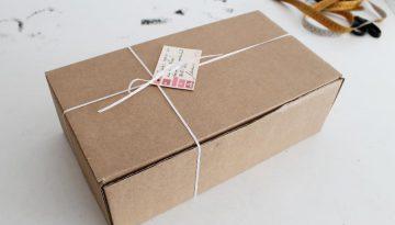 going green packaging