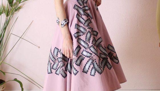 Erika handpainted dress4x3
