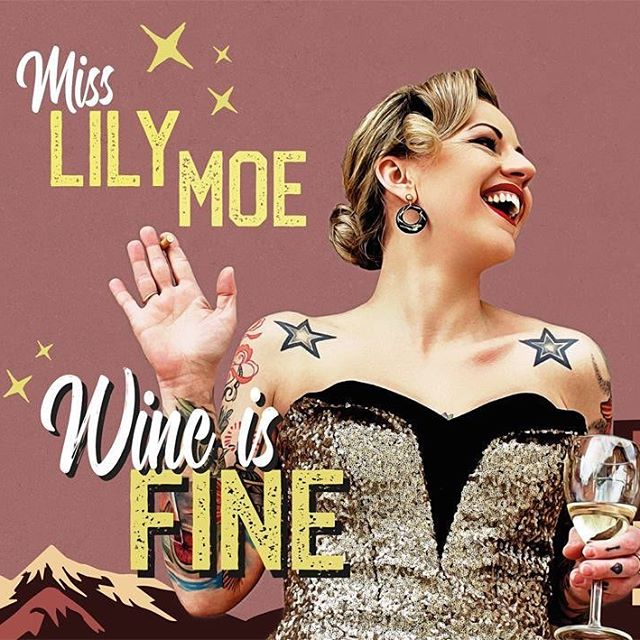 Miss Lily Moe album cover
